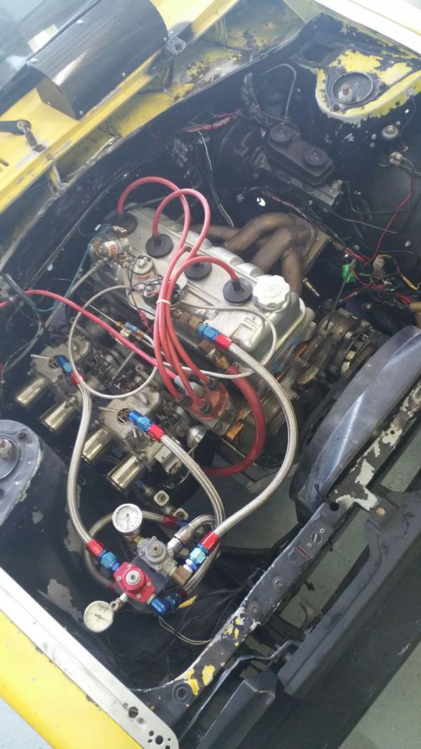 Toyota 3tc Engine and transmission for Sale in Deltona, FL - OfferUp
