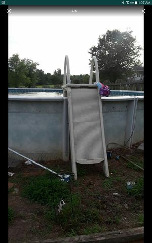 Photo 24 x 52 above ground pool