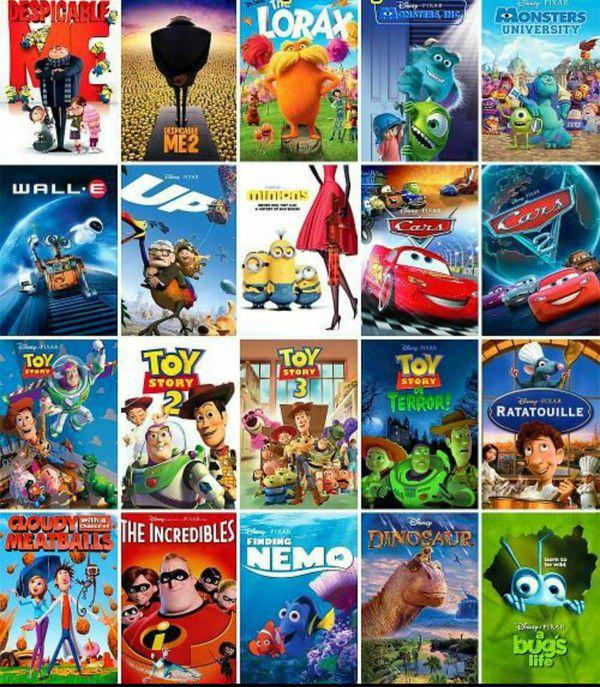 203 Best Images About Disney Pixar Dreamworks On: 80 Disney/Pixar/DreamWorks MOVIES For Kids! For Sale In