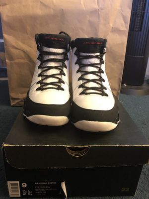 """8909723a657 Air Jordan 9 """"Space Jam"""" Size 9 for Sale in Hawthorne, CA - OfferUp"""