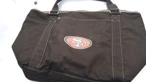 San Francisco 49ers cooler bag for Sale in Los Angeles, CA