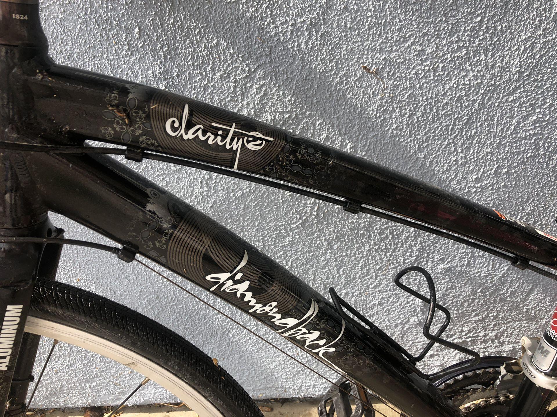 Diamondback bike looking for $150