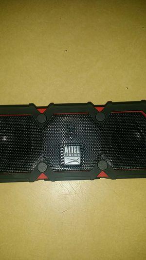 Altec Lansing Bluetooth speaker for Sale in Orlando, FL