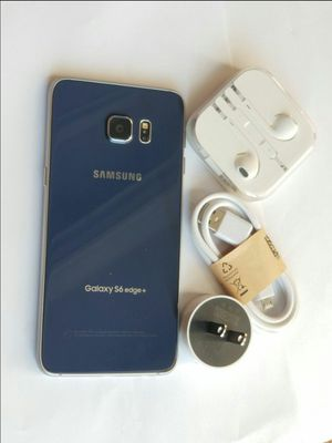 Samsung Galaxy S 6 edge plus , Unlocked .  Excellent condition   ( as like  New ) for Sale in Springfield, VA
