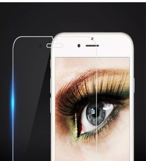 Tempered glass for iPhone 6plus 7 Plus or 8 Plus for Sale in Gaithersburg, MD