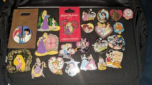 Lots of Gorgeous Disney Pins for sale- Limited Editions included for Sale in Jersey City, NJ
