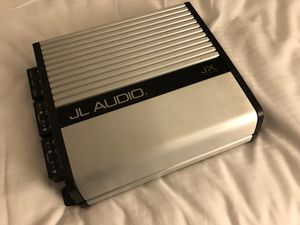 JL Audio JX400/4D car amplifier for Sale in Montgomery Village, MD