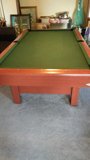 Ft Competition Brunswick Contender Pool Table For Sale In - Competition pool table
