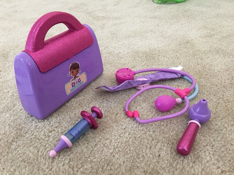 Kid's hospital bag