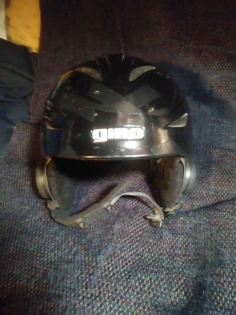 Go to ski/snowboard/ Bike helmet w Motorola Bluetooth