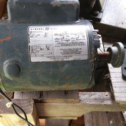 GE  A-C Motor  1/3hp Thumbnail
