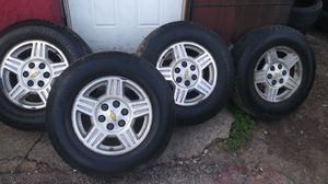 17 wheels and tires for Sale in Houston, TX