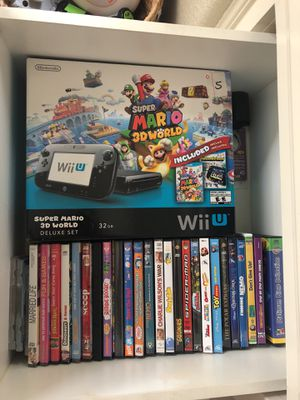Nintendo Wii U with sky landers and more for Sale in Dublin, CA