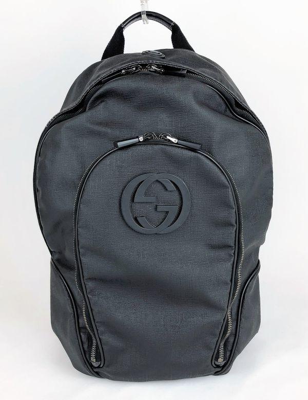 b0919406e0b Gucci GG Plus Interlocking G Backpack for Sale in Las Vegas