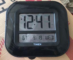 Timex Clock for Sale in Bellevue, WA