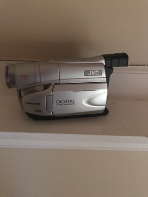 JvC camcorder for Sale in Frederick, MD