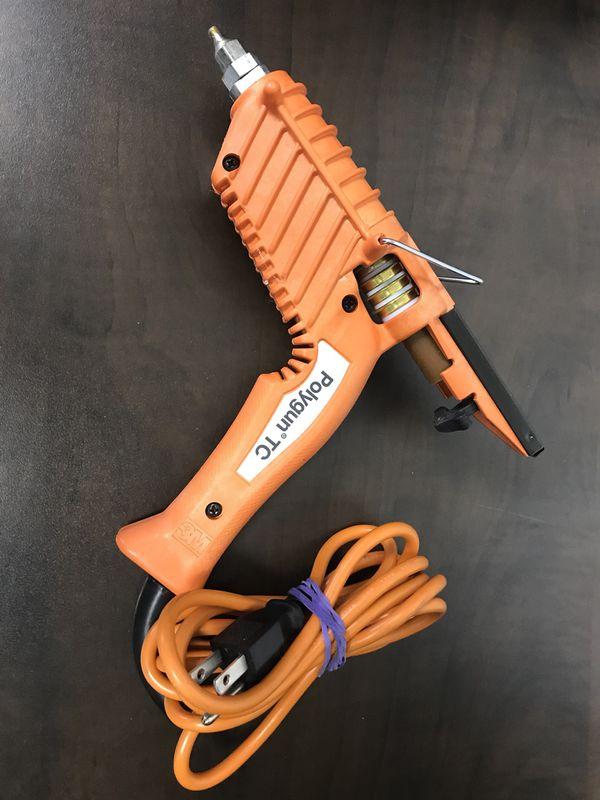 3M Polygun LT Hot melt glue gun for Sale in Hesperia, CA - OfferUp