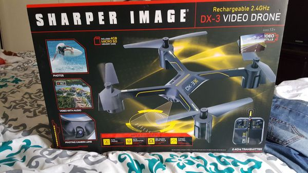 Sharper Image Dx Video Drone For Sale In Frederick Md Offerup