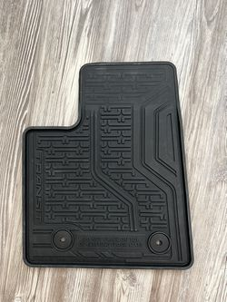 Ford All Weather Floor Mats Thumbnail