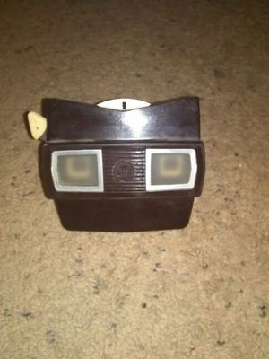 1955 Antique View Master w/ one slide reel of the 1979 National Park Series - Arizona for Sale in Phoenix, AZ