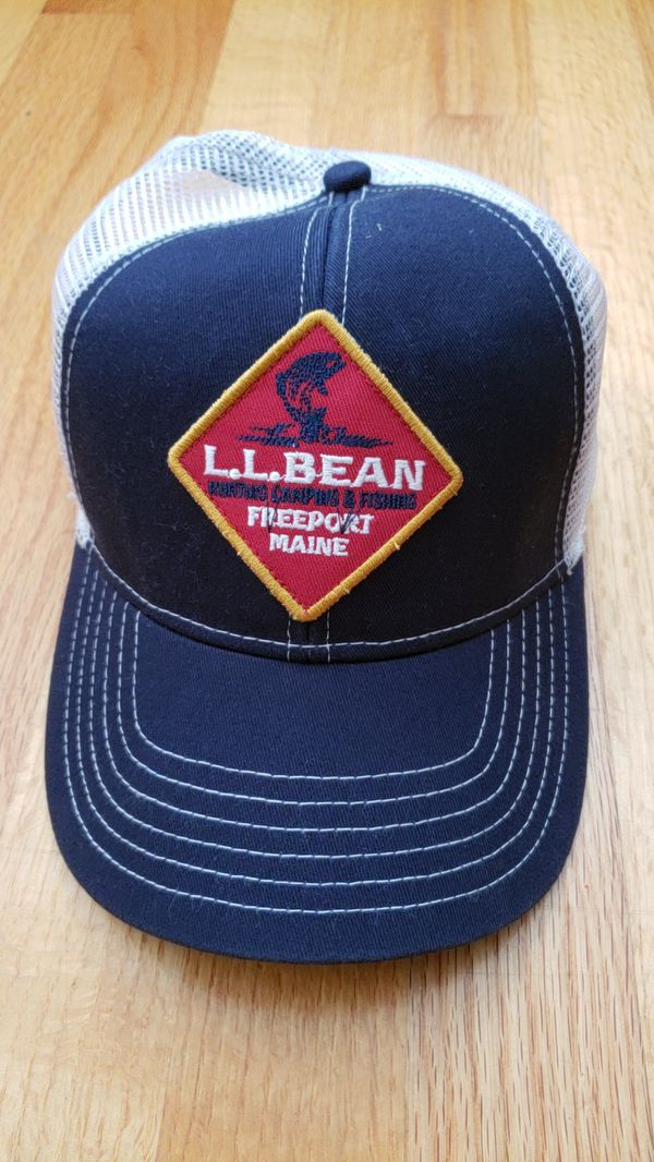 LL Bean Hunting Camping Fishing Mesh Hat for Sale in Cranston cc91ac4b11c