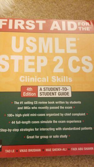 USMLE Step 2 CS clinical skills for Sale in Atlanta, GA