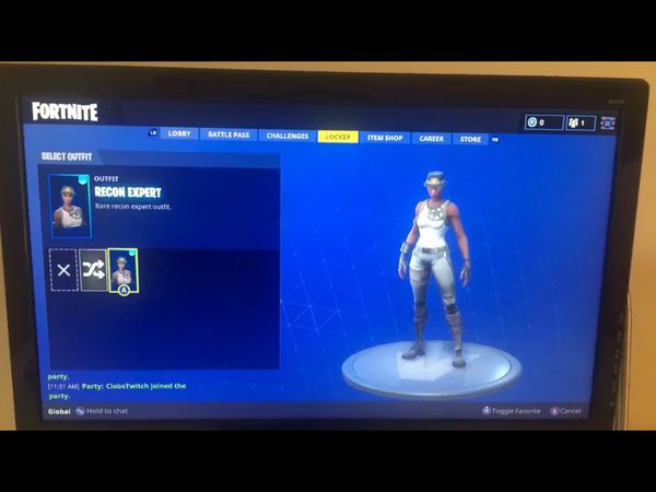 Fortnite Recon Expert Account For Sale In Las Vegas Nv Offerup