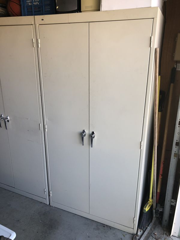 Hon Metal Storage Cabinet For Sale In Riverside Ca Offerup