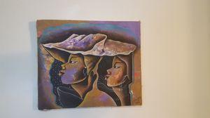 Original Haitian Art-unframed for Sale in Silver Spring, MD