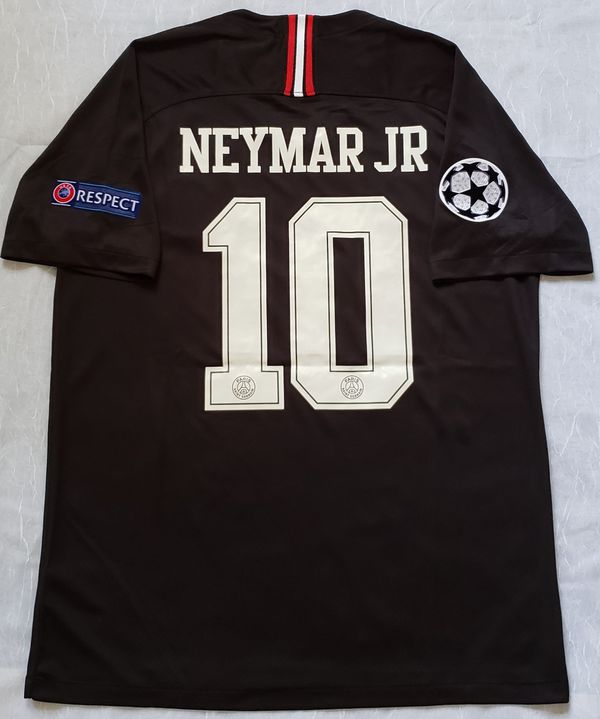 super popular c217d 7b6a6 PSG Jordan jersey camiseta Neymar 10 for Sale in La Habra, CA - OfferUp