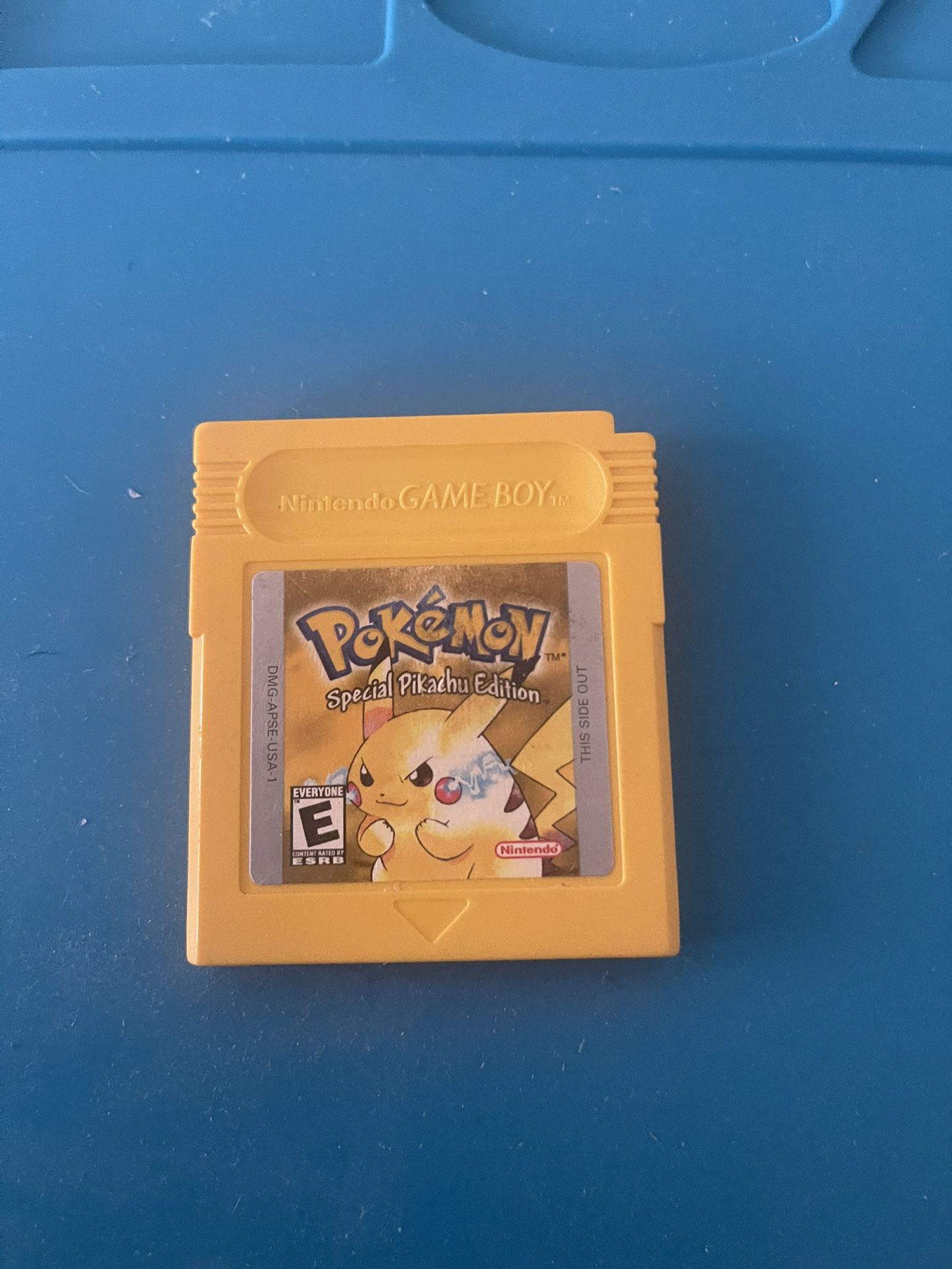 Authentic Vintage Pokémon Games