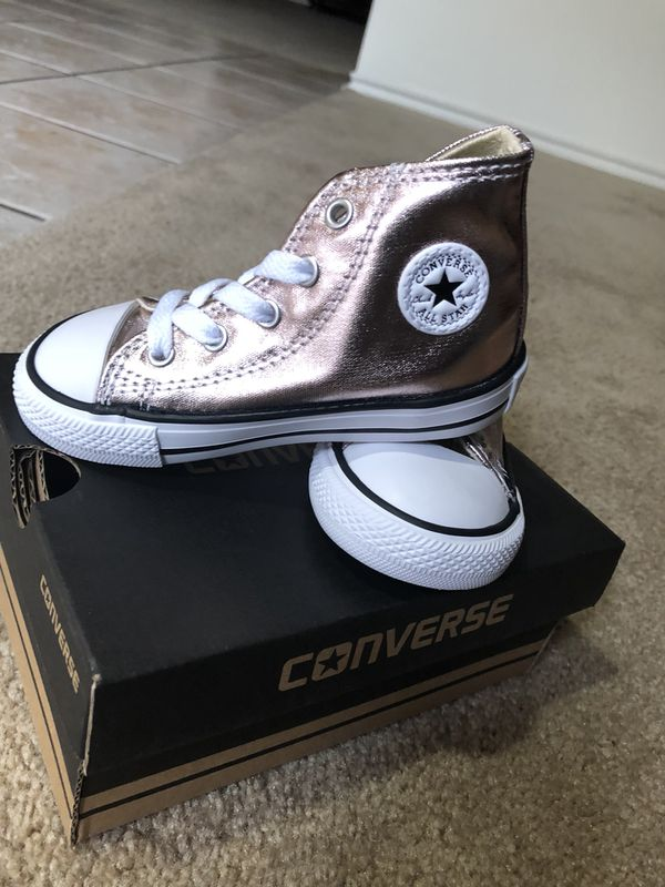 cf72d4cb57a5 NIB Toddler Converse shoes sneakers sizes 6