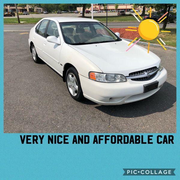 Hartford Mazda: 2001 NISSAN ALTIMA VERY NICE CAR For Sale In Hartford, CT