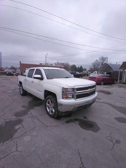 2014 Chevrolet Silverado 1500 Crew Cab Thumbnail