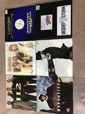 Vinyl Records - 12 inch singles for Sale in Potomac Falls, VA