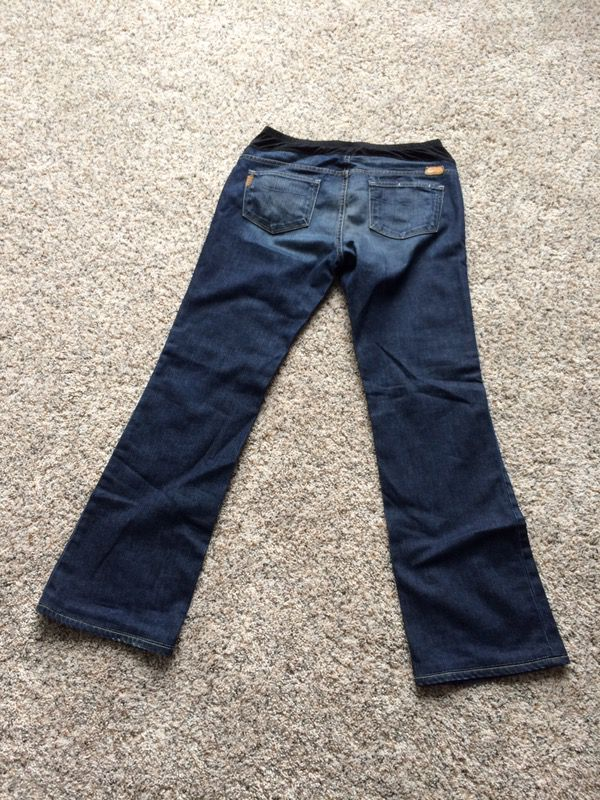 140608139f34f Paige maternity jeans for Sale in Snohomish, WA - OfferUp