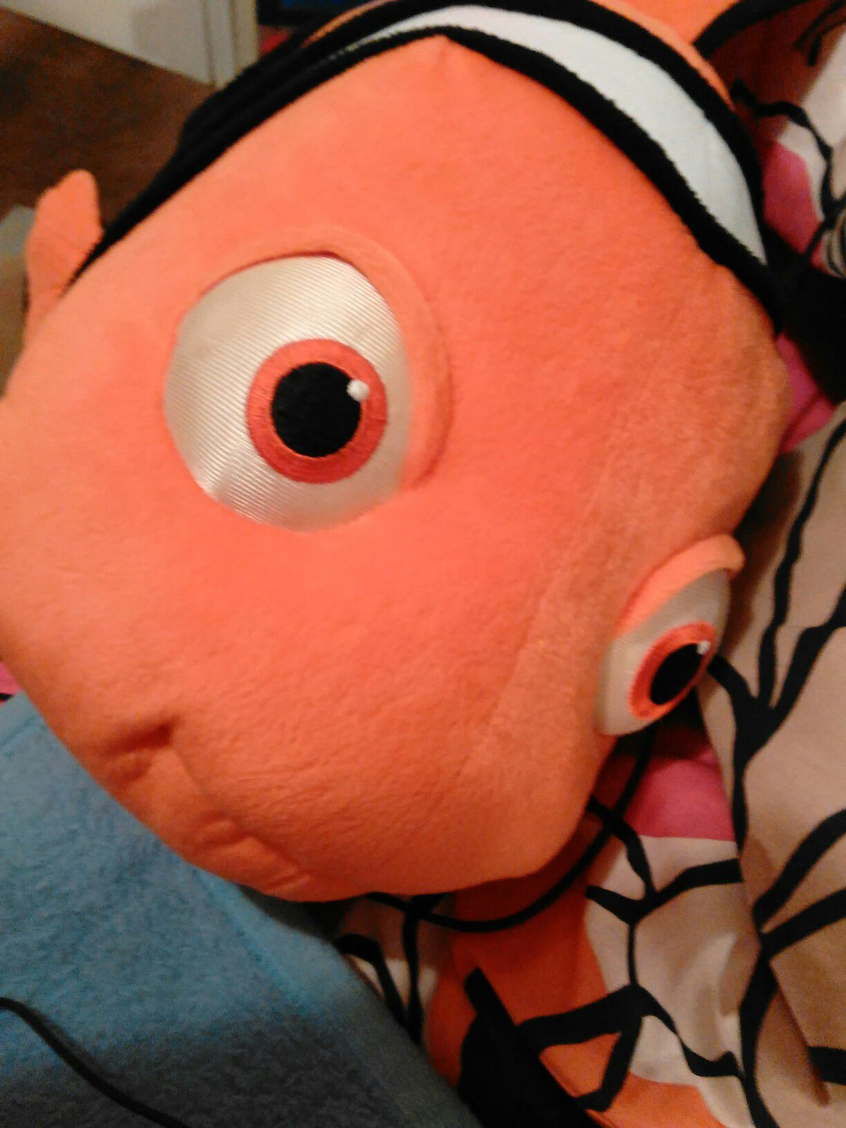Jumbo Nemo toy