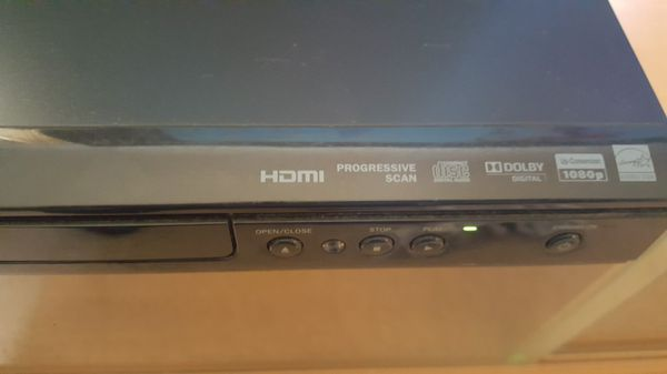 Magnavox DVD player HDMI out up convert 1080p $20 Fontana for Sale in  Fontana, CA - OfferUp