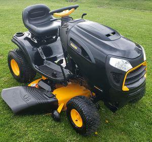 Photo 2016 poulan pro riding mower lawn tractor