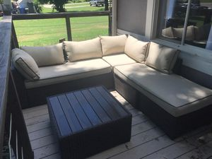 Ashley Furniture Outdoor Sectional For In Mooresville Nc