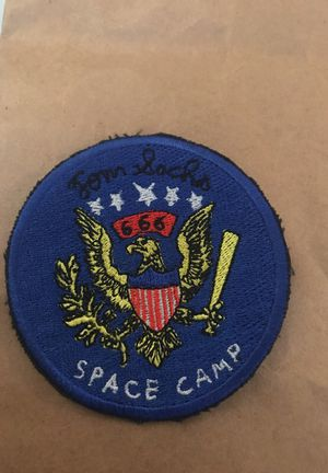 Tom sachs space camp patches and bag for Sale in New York, NY