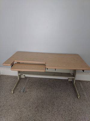 Large Heavy Duty Computer Desk for Sale in Cleveland, OH
