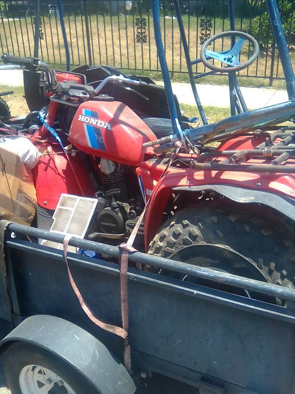 Honda 3 wheeler quad for Sale in West Covina, CA - OfferUp