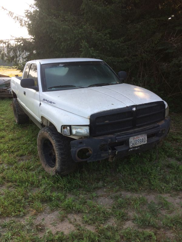 99 Dodge Ram 1500 Sport 4x4