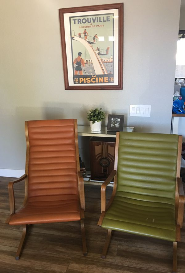Mid Century Modern Chairs Vintage For Sale In Las Vegas