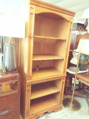 Tall bookshelf book shelf for Sale in High Point 5255345dc8c4