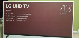"LG UHD TV 43"" for Sale in Sterling, VA"