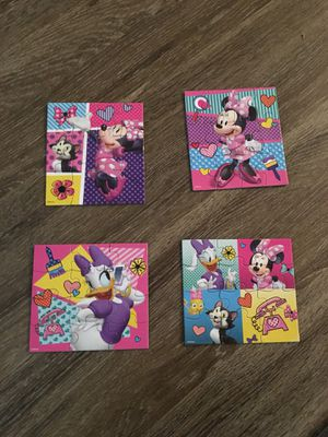 Disney jigsaw puzzles for Sale in Alexandria, VA