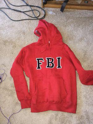 FBI Hoodie Need Gone Asap Size Medium for Sale in Hyattsville, MD
