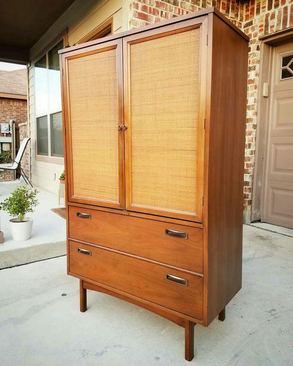 Mid Century Modern Tall Dresser For Sale In Austin Tx Offerup